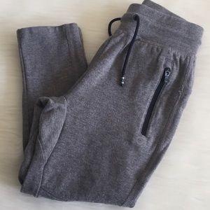 Gap Fit Boys Gray Jogger Sweatpants